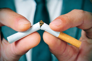 Become tobacco free on May 31, World No Tobacco Day