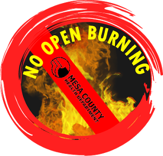 Reminder: open burn season has ended