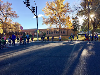 Walk to School Day allows for fun, healthy and safe commutes