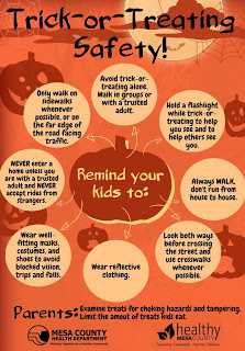 Halloween health – keep it safe and spooky