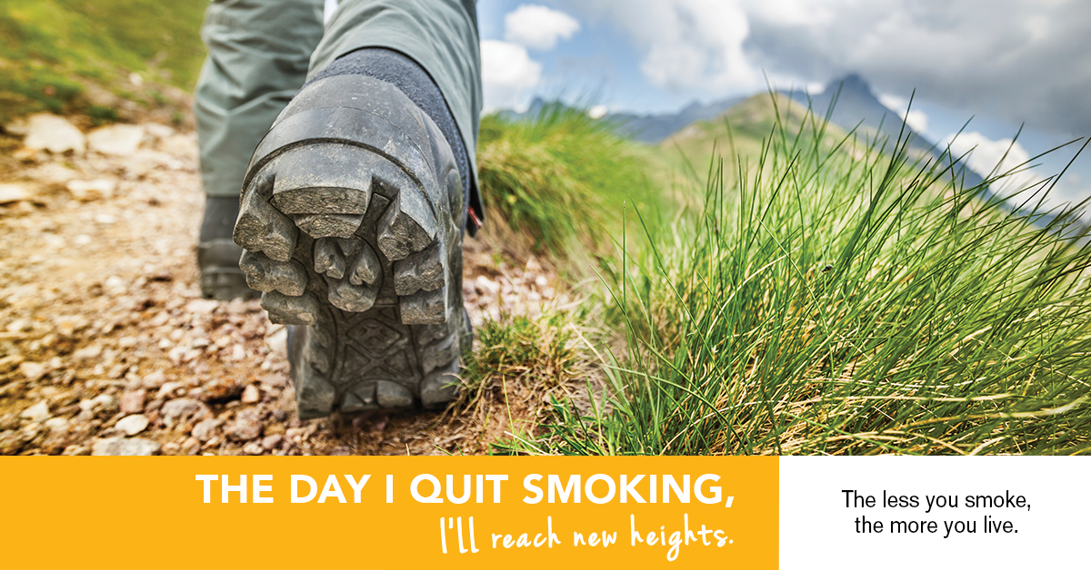 Quit tobacco during April 20 Mesa County Smokeout