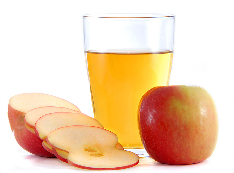 Unpasteurized cider can put you at risk for foodborne illness