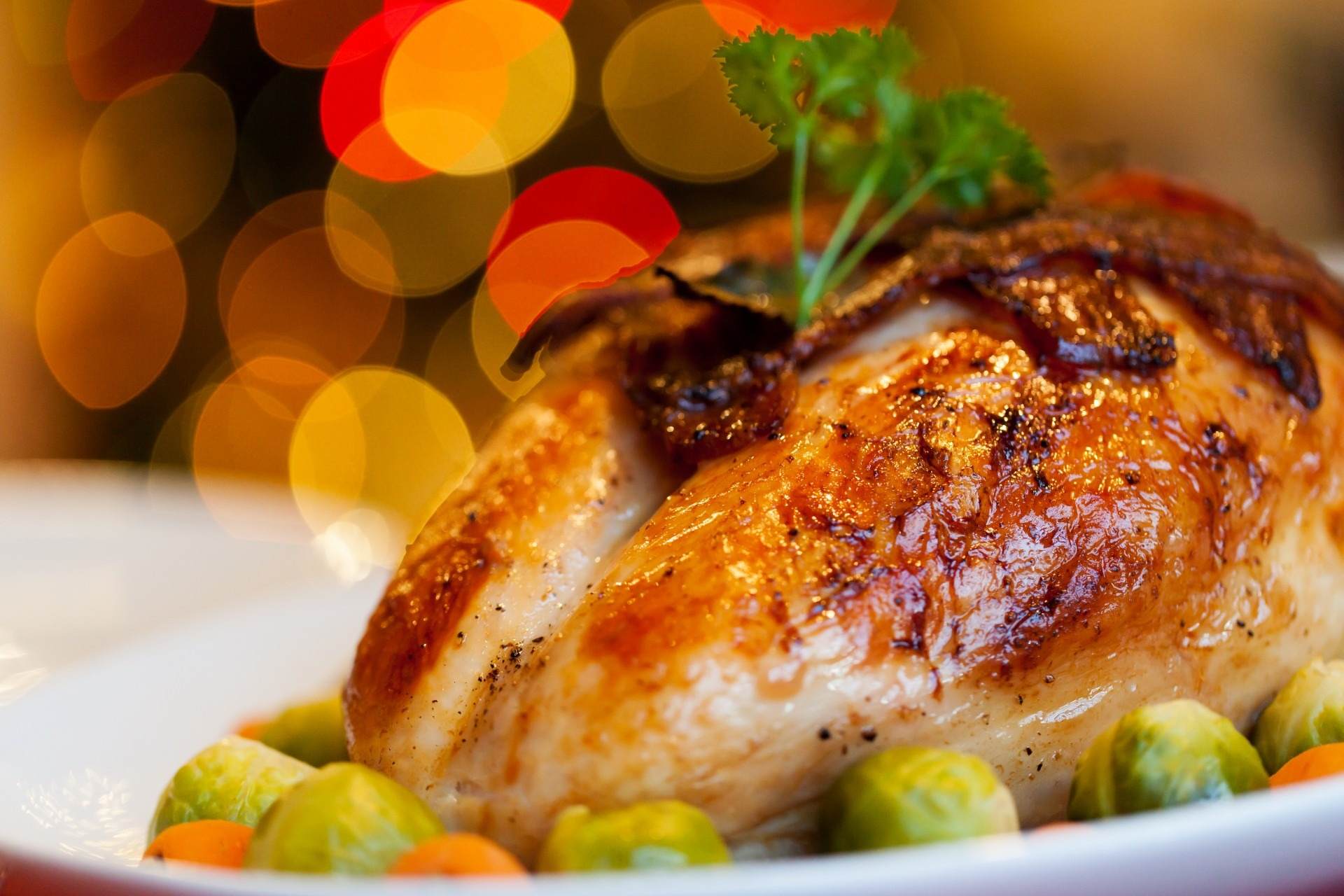 Holiday meal tips – wash your hands, not the turkey!