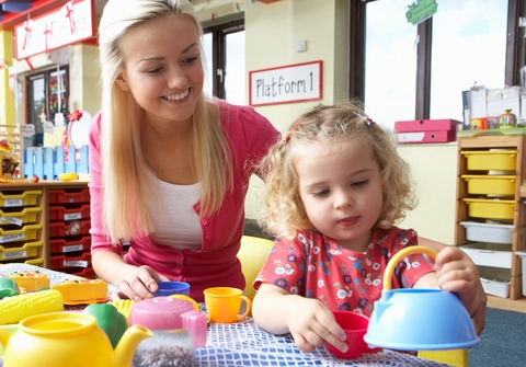 New grant award supports Child Care 8,000 Initiative