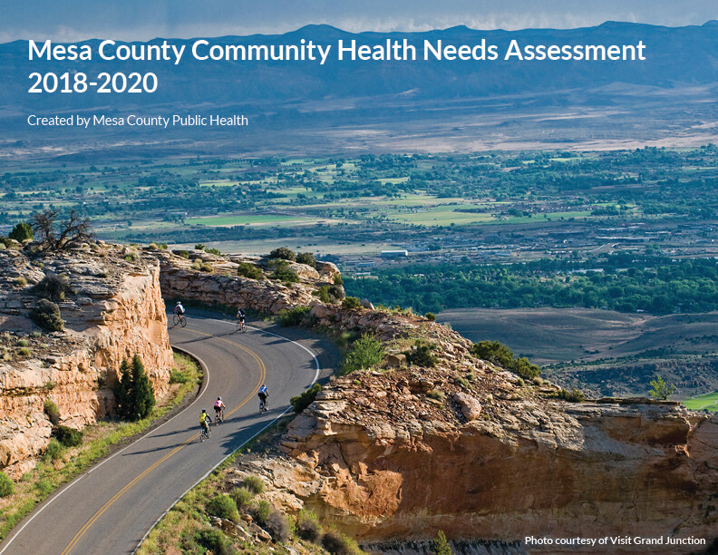 New assessment highlights differences among population groups in Mesa County
