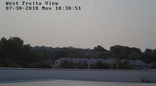MCPH issues wildfire smoke advisory EXTENDED