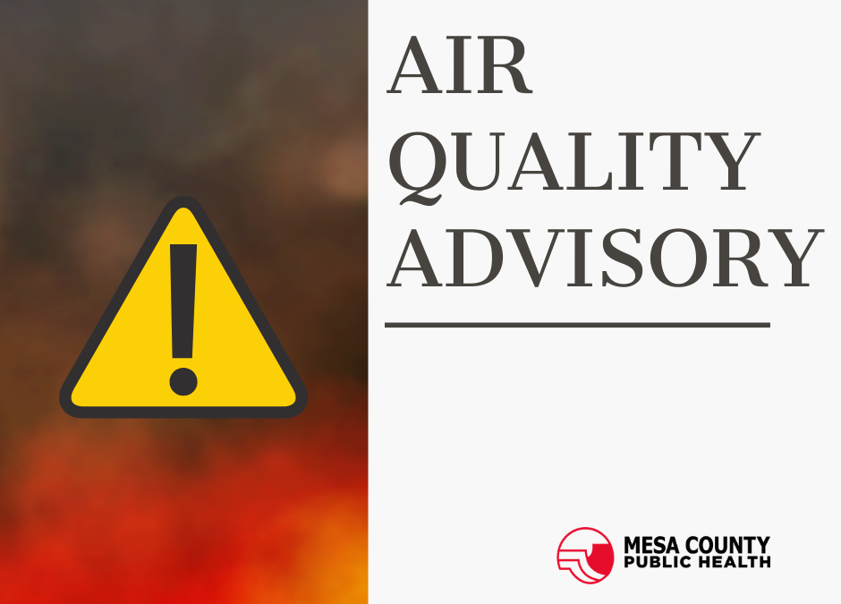 MCPH Issues Air Quality Advisory for Wildfire Smoke