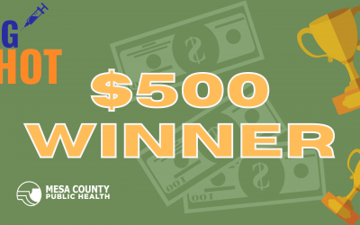 Week 1: Two Mesa County Residents Win $500 in Big Shot Giveaway