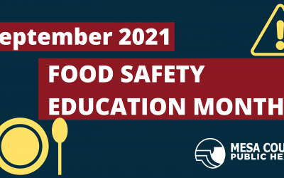 National Food Safety Education Month: Prevent Foodborne Illness
