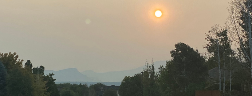 Air Quality Advisory Extended Due to Wildfire Smoke