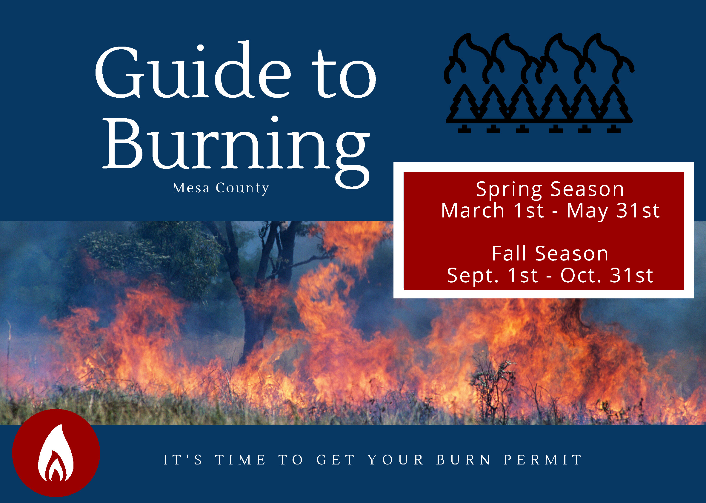 Spring Open Burn Season Ends May 31