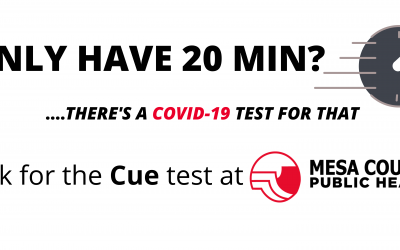 Free Rapid COVID-19 Testing Available in Mesa County