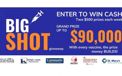 MCPH ANNOUNCES BIG SHOT GIVEAWAY TO ENCOURAGE COVID-19 VACCINATION