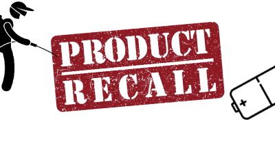 Public Health Emerging Issues: Batteries in Victory Innovations and Protexus Electrostatic Disinfection Sprayers Recalled